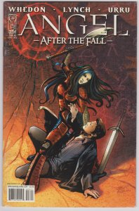 Angel After the Fall #3 Cover A (F)