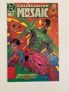 Green Lantern Mosaic #1 (1992) DC Comics NM