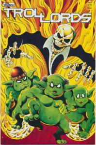 Trollords (Vol. 1) #1 VF/NM; Tru | save on shipping - details inside