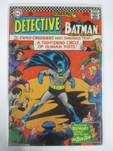DETECTIVE 354 VG Aug. 1966 COMICS BOOK
