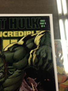 Incredible Hulk Vol.3  92 VF/NM 2nd Print 1st WW Hulk Armor