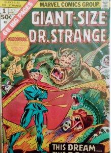 Giant-Size Dr. Strange #1 (1975) 8.5+