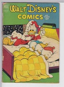Walt Disney Comics and Stories 137 - Feb 1952 FR/GD Dell