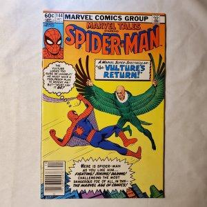 Marvel Tales 144 Very Fine-