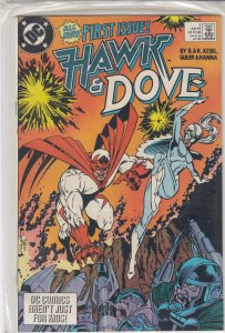 HAWK AND DOVE  #1 (1990)