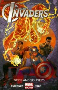 All-New Invaders TPB #1 VF/NM; Marvel | save on shipping - details inside