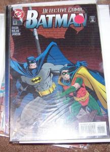 DETECTIVE COMICS  # 681 1995 dc   BATMAN   robin azrael