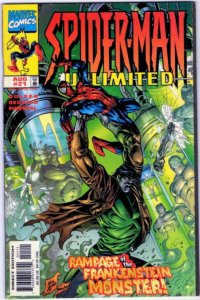 SPIDER-MAN UNLIMITED #21 (VF/NM) 1¢ Auction! No Resv!