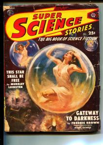 Super Science Stories-Pulps-11/1949-John D. MacDonald-Ray Bradbury