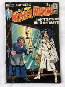 WONDER WOMAN - VOLUME 1 - ISSUE #195 (1971) - DC Comics