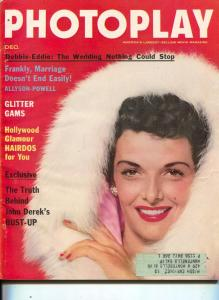 Photoplay-Jane Russell-June Allyson-Dick Powell-George Nader-Shirley MacLaine-De