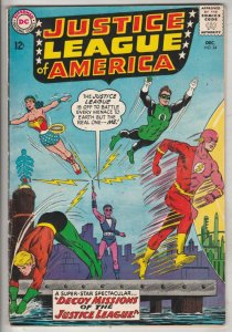 Justice League of America #24 (Dec-63) FN/VF+ High-Grade Justice League of Am...