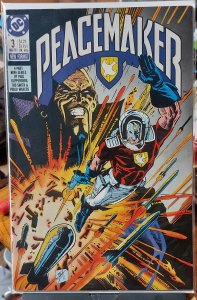 Peacemaker #3 (1988)
