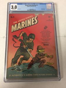 United States Marines 2 Cgc 3.0 Looks Way Better Tojo Cover