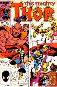 Thor (1966 series) #357, VF (Stock photo)