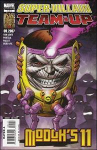 Marvel SUPER-VILLAIN TEAM-UP/MODOK's 11 #1 NM