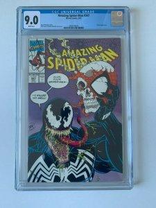 Amazing Spider-Man #347 (1991) - CGC 9.0