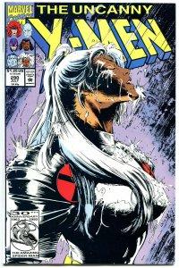 X-MEN #290, NM+, Wolverine, Portacio, Storm, Forge, Uncanny, more in store