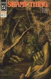Swamp Thing (2nd Series) #93 VF/NM; DC | save on shipping - details inside