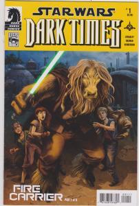 Star Wars: Dark Times #1