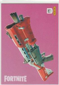 Fortnite Tactical Shotgun 107 Uncommon Weapon Panini 2019 trading card series 1