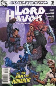 Countdown Presents: Lord Havok & The Extremists #3 VF/NM; DC | save on shipping