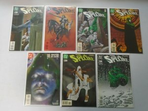 The Spectre Comic Lot (3rd Series) 7 Different Books 8.0 VF (1997-1998)