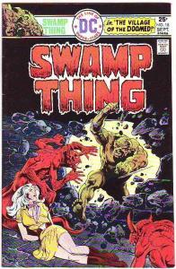 Swamp Thing #18 (Sep-75) VF/NM+ High-Grade Swamp Thing