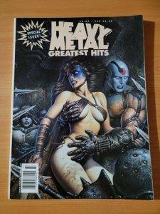 Heavy Metal Greatest Hits December 1994 ~ NEAR MINT NM ~ illustrated Magazine