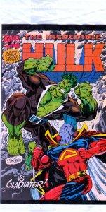 Marvel: Drake Snack Cakes Mini-Comics  -   Incredible Hulk
