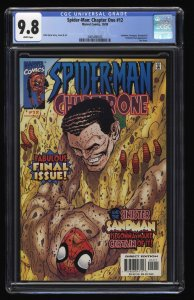Spider-Man: Chapter One #12 CGC NM/M 9.8 White Pages