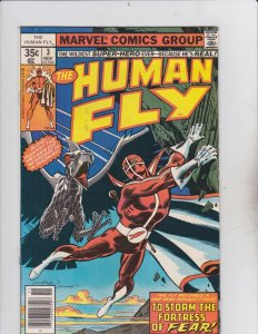 From Marvel Comics! The Human Fly! Issue 3!
