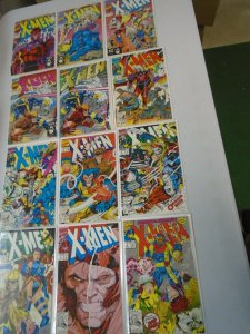 X-Men near set 113 different from #1-113 + variants NM (1991-2001 1st Series)