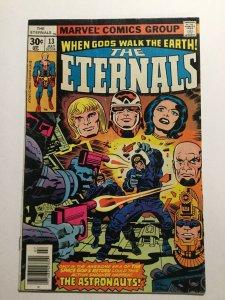 Eternals 13 Very Good Vg 4.0 Marvel