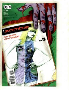 9 Comics IZombie # 12 13 14 15 16 17 League Europe 46 Catwoman 2 Voodoo 2  RP1
