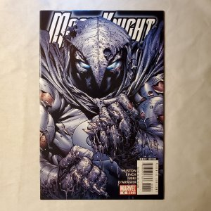 Moon Knight  6 Very Fine+ Cover by David Finch