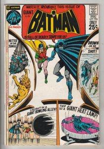 Batman #228 (Feb-71) VF/NM High-Grade Batman, Robin the Boy Wonder