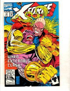 12 X-Force Marvel Comic Books # 12 13 14 20 21 24 25 26 27 28 30 38 X-Men DJ1