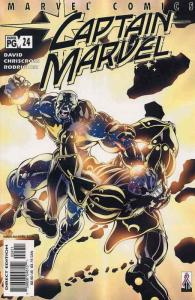 Captain Marvel (5th Series) #24 VF/NM; Marvel | save on shipping - details insid