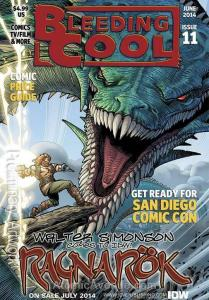 Bleeding Cool #11 FN; Bleeding Cool | save on shipping - details inside