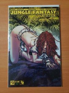 Jungle Fantasy Secrets #3 Lorelei Prowl Variant Cover