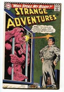 STRANGE ADVENTURES #199 1967 DC COMICS INFANTINO COVER FN