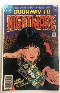 Doorway to Nightmare #1 (1978)