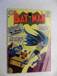 BATMAN # 112 DC SILVER DETECTIVE ACTION ADVENTURE