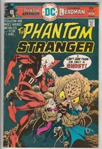 Phantom Stranger, The #40 (Jan-76) VF+ High-Grade The Phantom Stranger