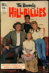 BEVERLY HILLBILLIES #19-DONNA DOUGLAS PHOTO COVER-1969 FN