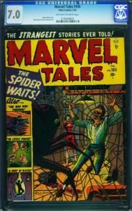 MARVEL TALES-#105 CGC 7.0-Atlas horror Gene Colan Russ Heath 0195608003
