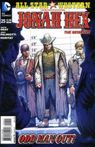 All Star Western (3rd Series) #25 VF/NM; DC | save on shipping - details inside