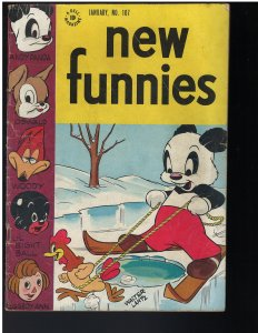 New Funnies #107 (Dell, 1946)