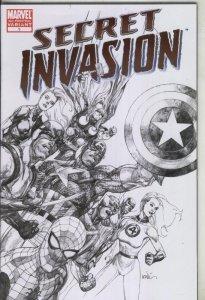 Secret Invasion numero 1